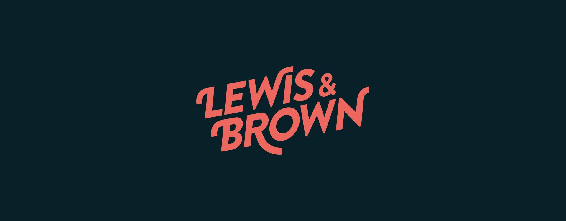 lewisandbrownred